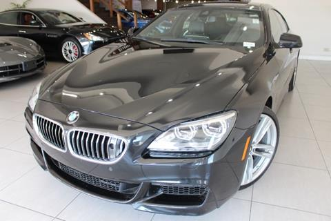 2015 BMW 6 Series for sale in San Jose, CA