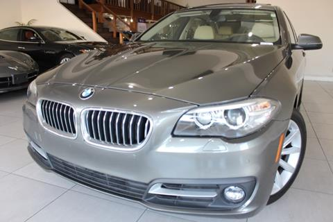 2015 BMW 5 Series for sale in San Jose, CA