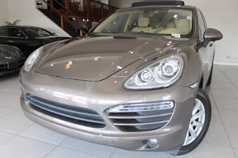 2014 Porsche Cayenne for sale in San Jose, CA