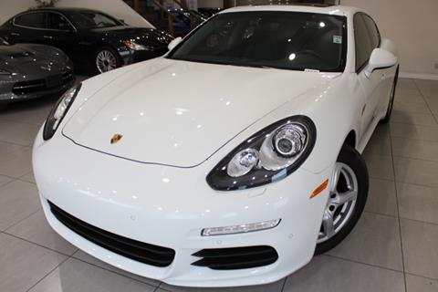 2015 Porsche Panamera for sale in San Jose, CA