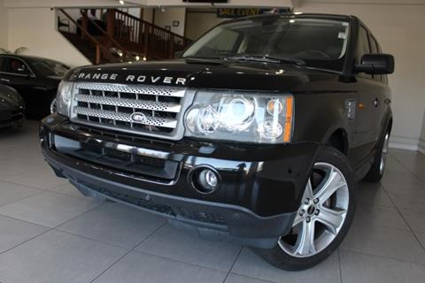 2008 Land Rover Range Rover Sport for sale in San Jose, CA