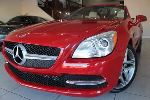 2014 Mercedes-Benz SLK for sale in San Jose, CA