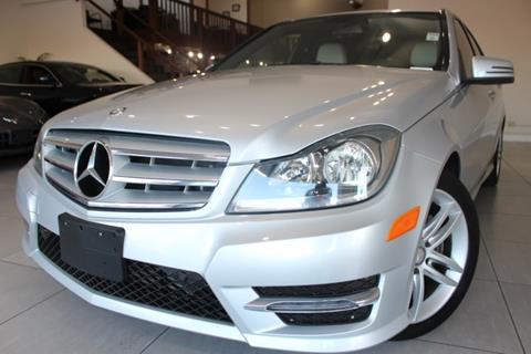 2013 Mercedes-Benz C-Class for sale in San Jose, CA
