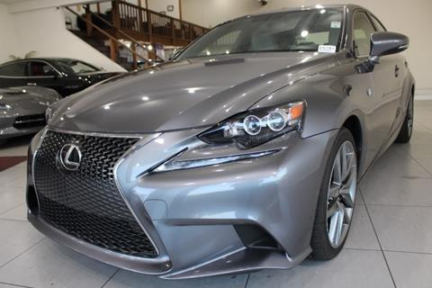 2015 Lexus IS 250 for sale in San Jose, CA