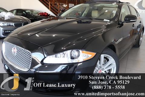 2015 Jaguar XJL for sale in San Jose, CA