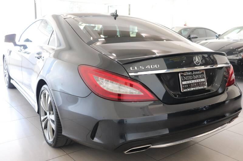 2016 Mercedes-Benz CLS CLS 400 (image 5)