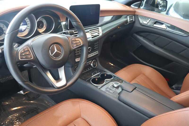 2016 Mercedes-Benz CLS CLS 400 (image 11)