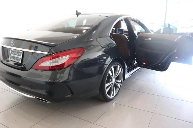 2016 Mercedes-Benz CLS CLS 400 (image 17)