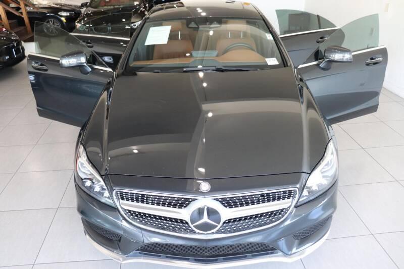 2016 Mercedes-Benz CLS CLS 400 (image 21)