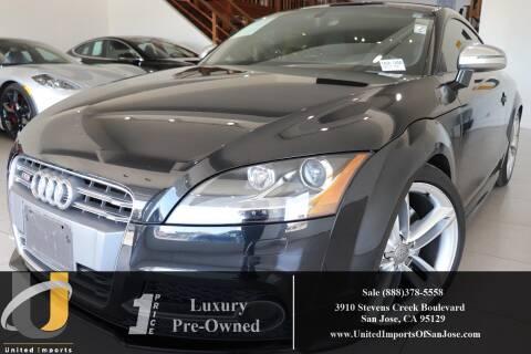2013 Audi TTS 2.0T quattro Prestige for sale at United Imports in San Jose CA
