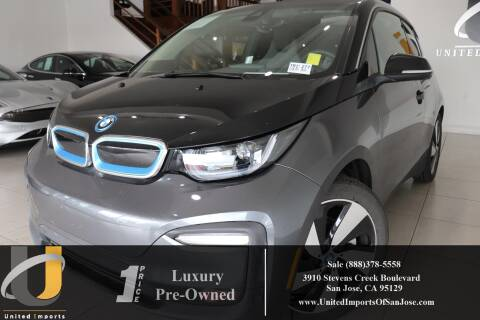 2018 BMW i3 for sale at United Imports in San Jose CA