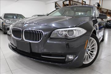 2013 BMW 5 Series for sale in San Jose, CA