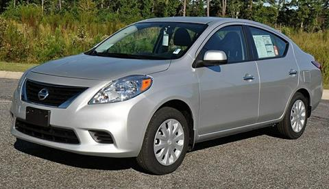 2015 Nissan Versa for sale in Harrisonburg, VA