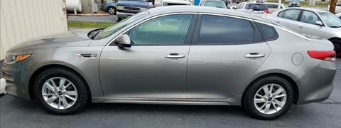2016 Kia Optima for sale in Harrisonburg VA