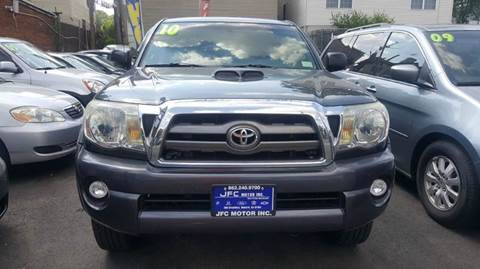2010 Toyota Tacoma for sale at JFC Motors Inc. in Newark NJ