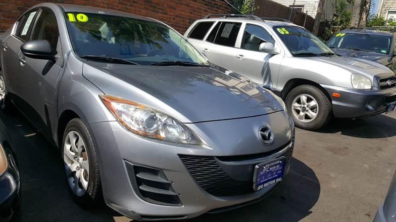 2010 Mazda Mazda3 I Sport 4dr Sedan 5m In Newark Nj Jfc