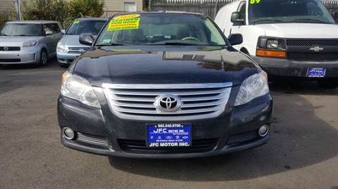 2010 Toyota Avalon for sale at JFC Motors Inc. in Newark NJ