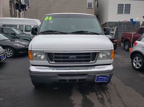 2006 Ford E-Series Cargo for sale at JFC Motors Inc. in Newark NJ