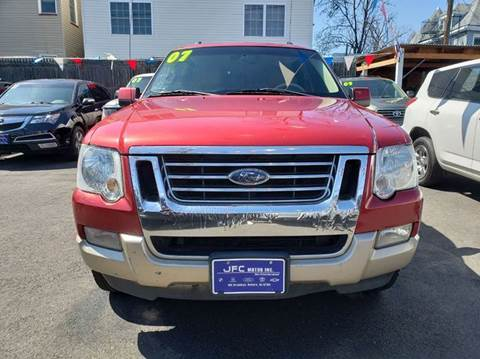 2007 Ford Explorer for sale at JFC Motors Inc. in Newark NJ