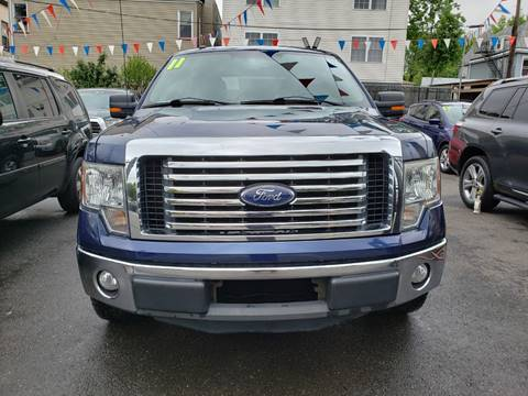 2011 Ford F-150 for sale in Newark, NJ