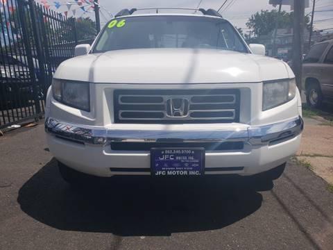 2006 Honda Ridgeline for sale in Newark, NJ