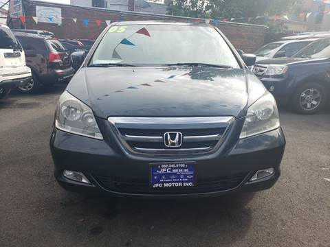 2005 Honda Odyssey for sale in Newark, NJ