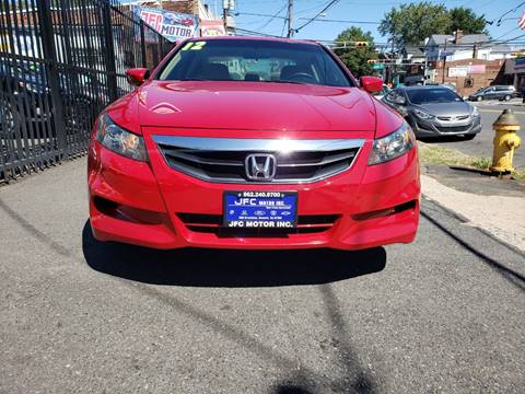 2012 Honda Accord for sale in Newark, NJ
