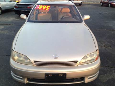 1992 Lexus ES 300 for sale at STARLITE AUTO SALES LLC in Amelia OH
