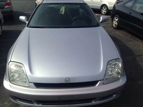 1998 Honda Prelude for sale at STARLITE AUTO SALES LLC in Amelia OH