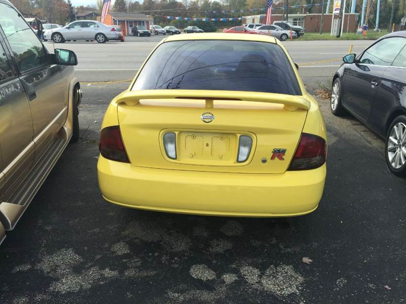 2003 Nissan Sentra Se R Spec V >> 2003 Nissan Sentra Se R Spec V 4dsedan In Amelia Oh Starlite Auto