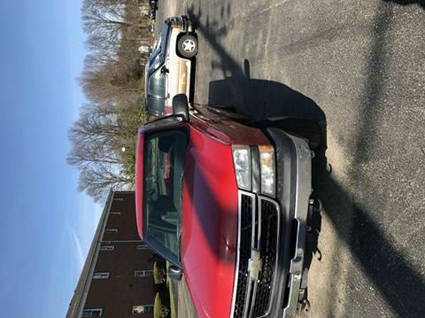 2006 Chevrolet Silverado 1500 for sale at STARLITE AUTO SALES LLC in Amelia OH