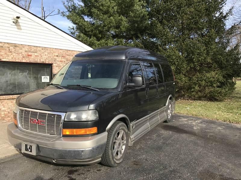 2004 GMC Savana Passenger for sale at STARLITE AUTO SALES LLC in Amelia OH