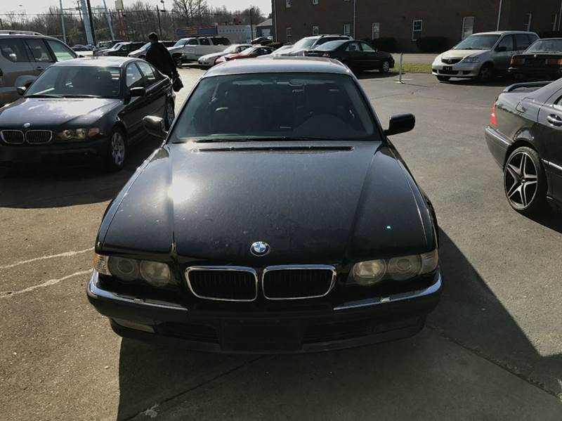 2000 BMW 7 Series for sale at STARLITE AUTO SALES LLC in Amelia OH