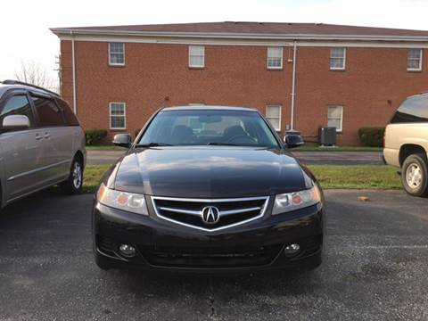 2008 Acura TSX for sale at STARLITE AUTO SALES LLC in Amelia OH