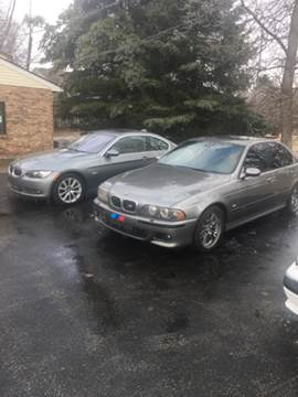 2003 BMW M5 for sale at STARLITE AUTO SALES LLC in Amelia OH