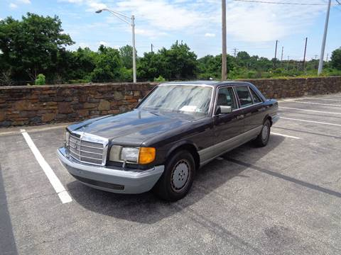 1987 Mercedes-Benz 420-Class for sale in Norristown, PA