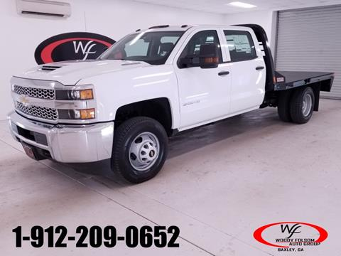 2019 Chevrolet Silverado 3500HD for sale in Hazlehurst, GA