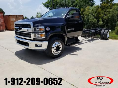 2019 Chevrolet Silverado 6500HD for sale in Hazlehurst, GA