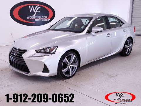 2019 Lexus IS 300 for sale in Hazlehurst, GA