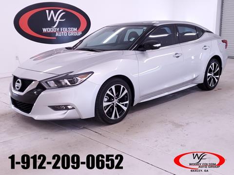 2018 Nissan Maxima for sale in Hazlehurst, GA