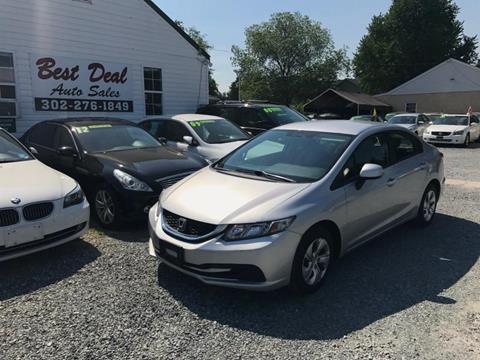 2013 Honda Civic for sale in Bear, DE