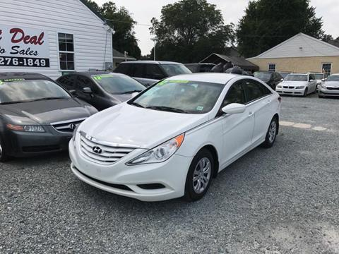 2012 Hyundai Sonata for sale in Bear, DE