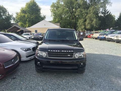 2011 Land Rover Range Rover Sport for sale in Bear, DE