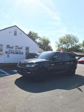 2014 Land Rover Range Rover Sport for sale in Bear, DE