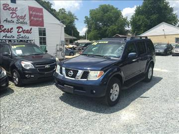 2006 Nissan Pathfinder for sale in Bear, DE