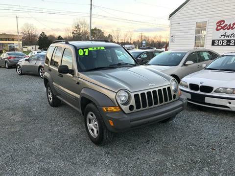 2007 Jeep Liberty for sale in Bear, DE