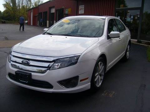 2012 Ford Fusion for sale in Honeoye Falls, NY