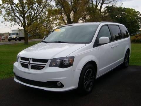 2018 Dodge Grand Caravan for sale in Honeoye Falls, NY