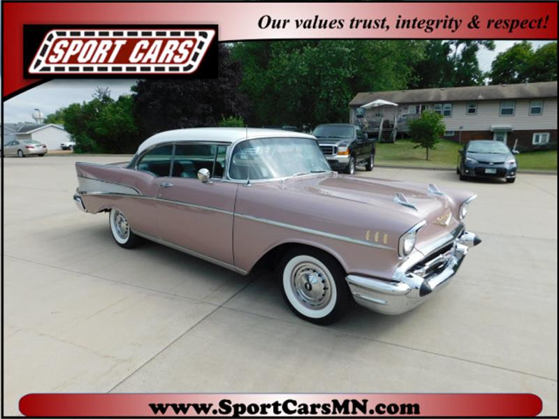 1957 Chevrolet Bel Air In Norwood MN - SPORT CARS