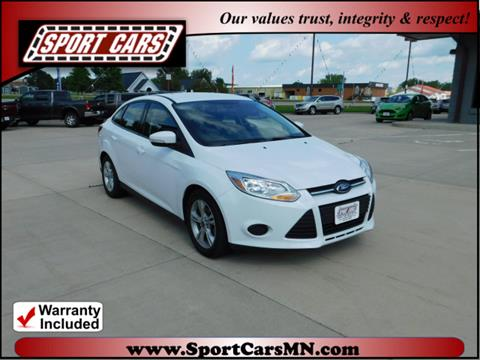 2014 Ford Focus for sale at SPORT CARS in Norwood MN